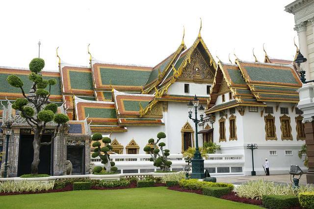 【原创】精美绝伦的泰国大皇宫(3)(组图)图片