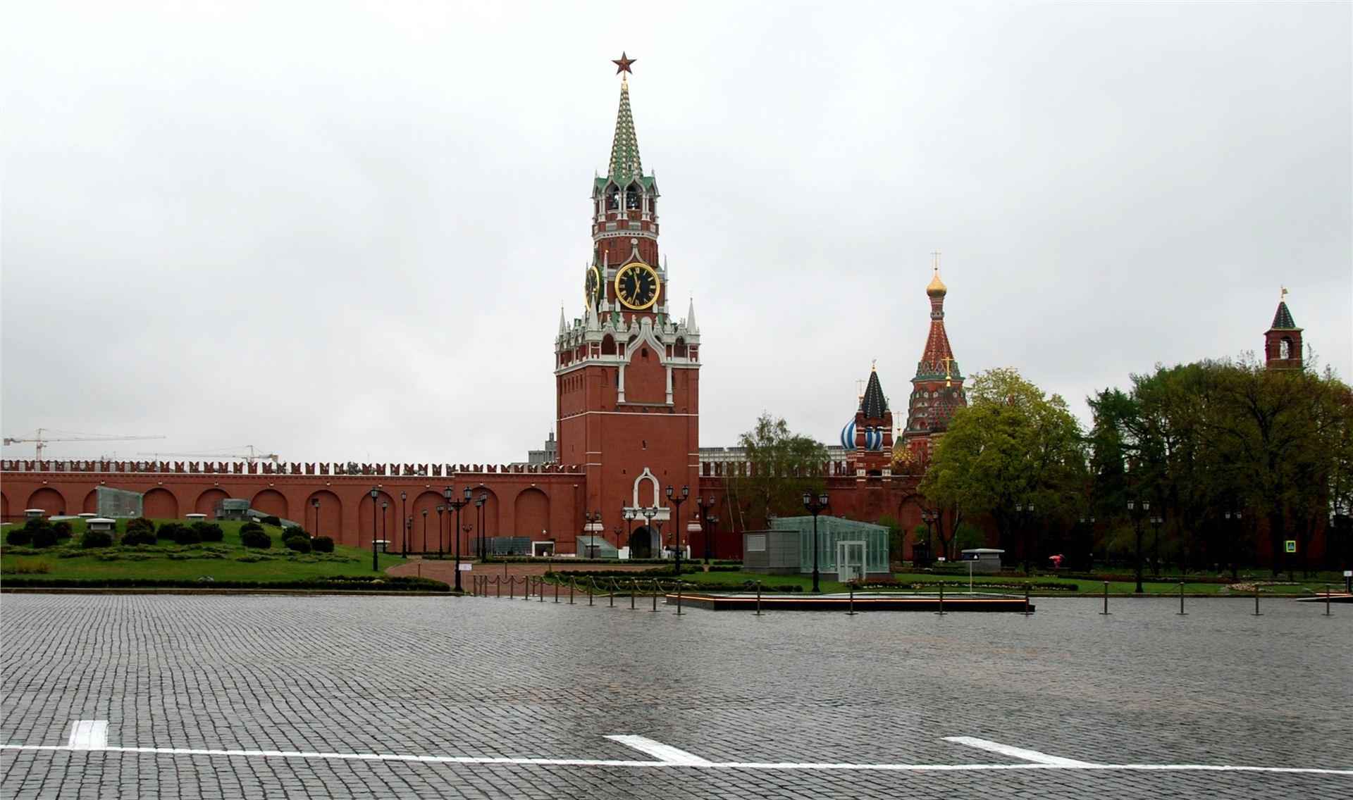 俄罗斯纪行(1)莫斯科—克里姆林宫图片