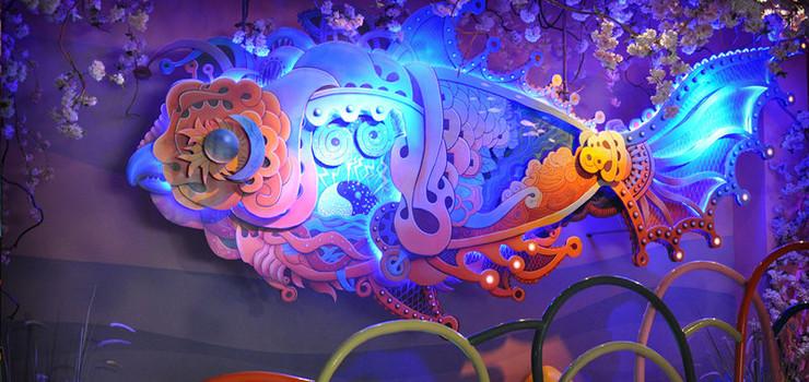 西安幻太奇梦幻海洋馆