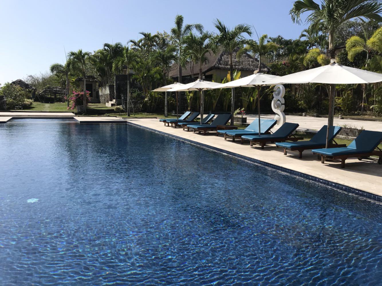 巴厘岛5晚6天跟团游-蓝梦岛 贝尼达岛>杭州直飞,2晚花园泳池别墅3晚