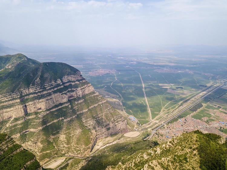 北岳恒山图片