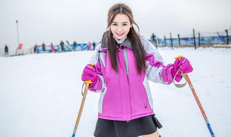 连云港市东海县湖西温泉滑雪场
