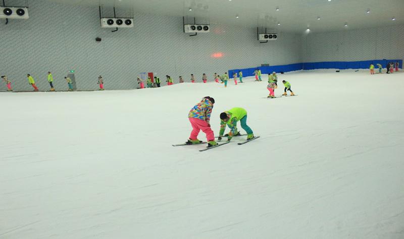 常德桃花雪缘四季滑雪场