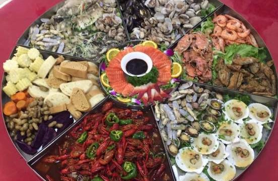 饕餮盛宴:海鲜盛宴 中华鲟宴