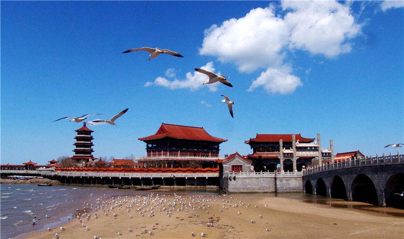 【海景密语】青岛、威海、烟台、蓬莱、大连双飞6日游