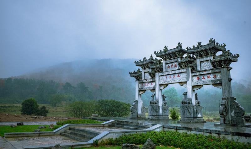 鹿门山旅游风景区