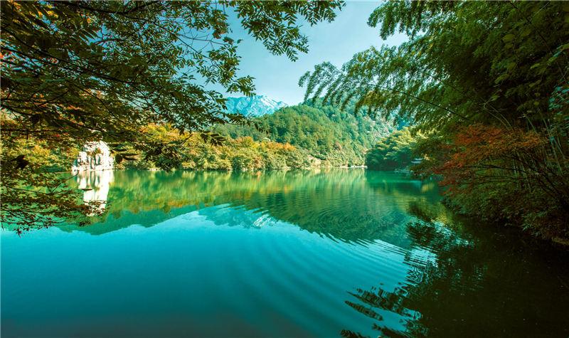 黄山芙蓉谷