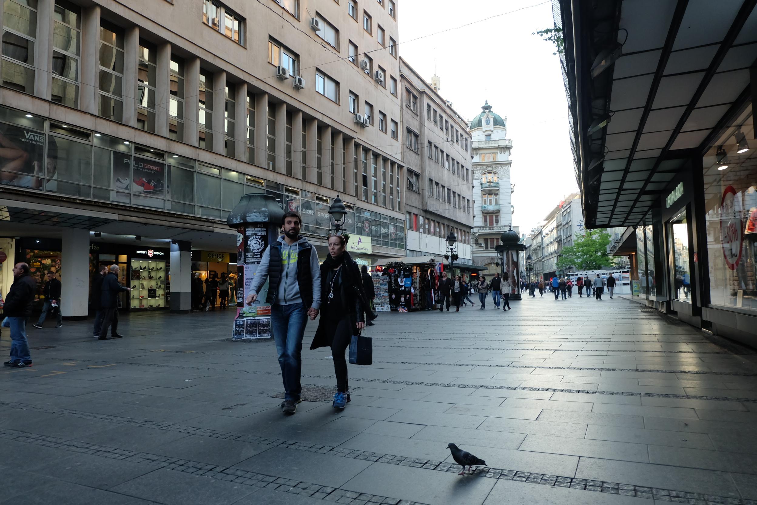 塞尔维亚的吉祥三宝:美女、帅哥、Kafana! - 达人J - 达人J · 365乐游日记