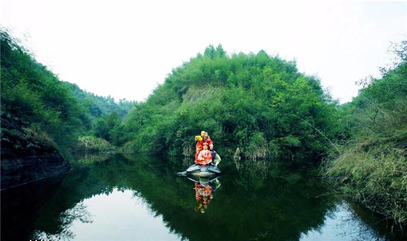 衡山花果山