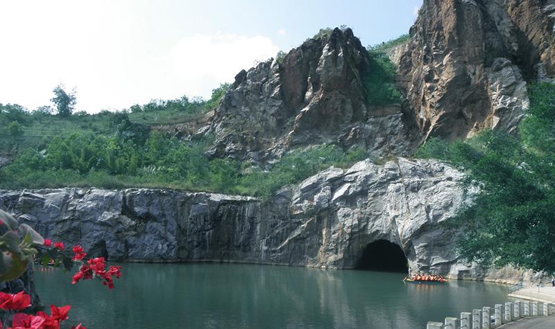 石花水洞地质公园