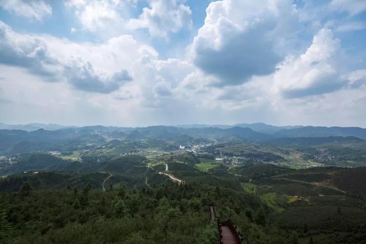 石阡周边风景区