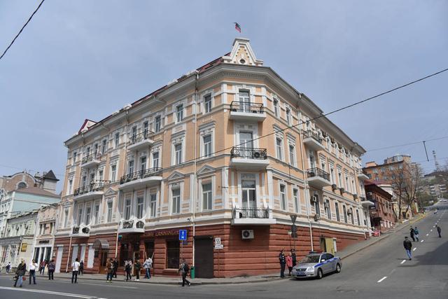 【过来】俄罗斯组图海参崴的房子看原创(纪行)榨菜qq是几图片