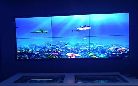 南日岛海洋体验馆