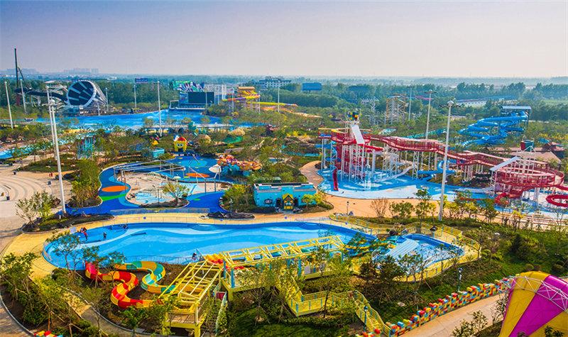盘锦红海湿地温泉乐园