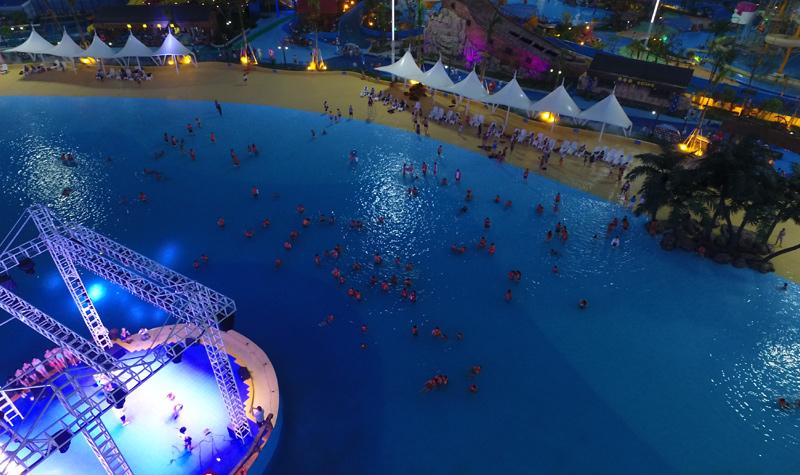 荆州海洋世界水上乐园