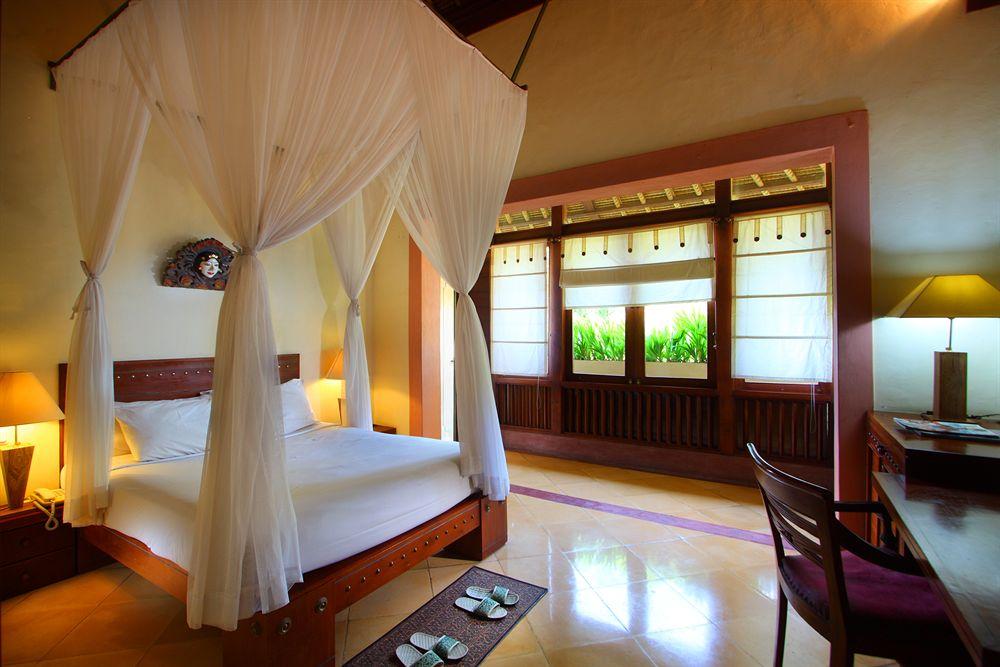 巴厘岛阿乐姆普瑞人文艺术酒店 (alam puri art museum resort & spa