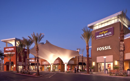 美国 Las Vegas North Premium Outlets 购物 & 穿梭巴士