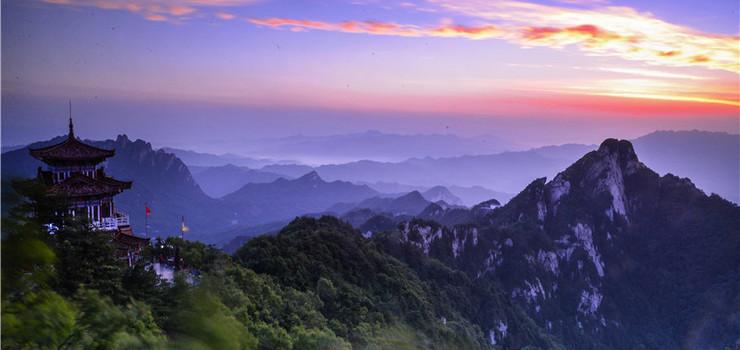 洛阳白云山