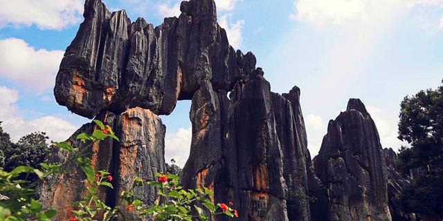 石林风景名胜区手机导游 the stone forest