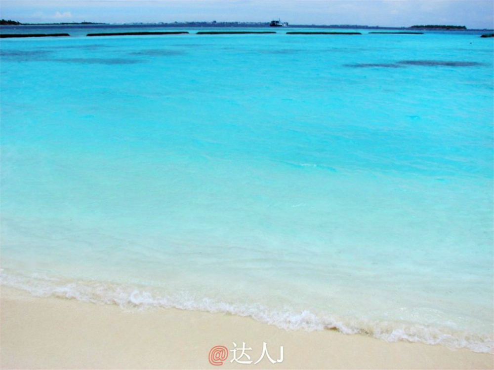 达人J:马尔代夫的呼吸 - 达人J - 达人J · 365乐游日记