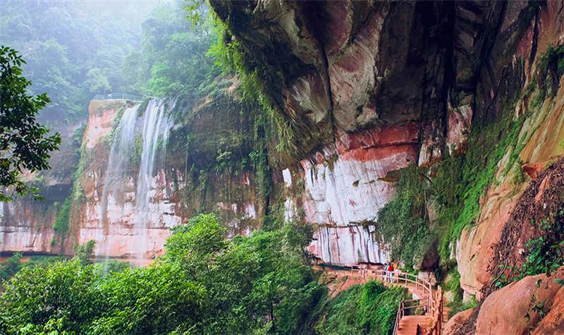 赤水丹霞旅游区•燕子岩