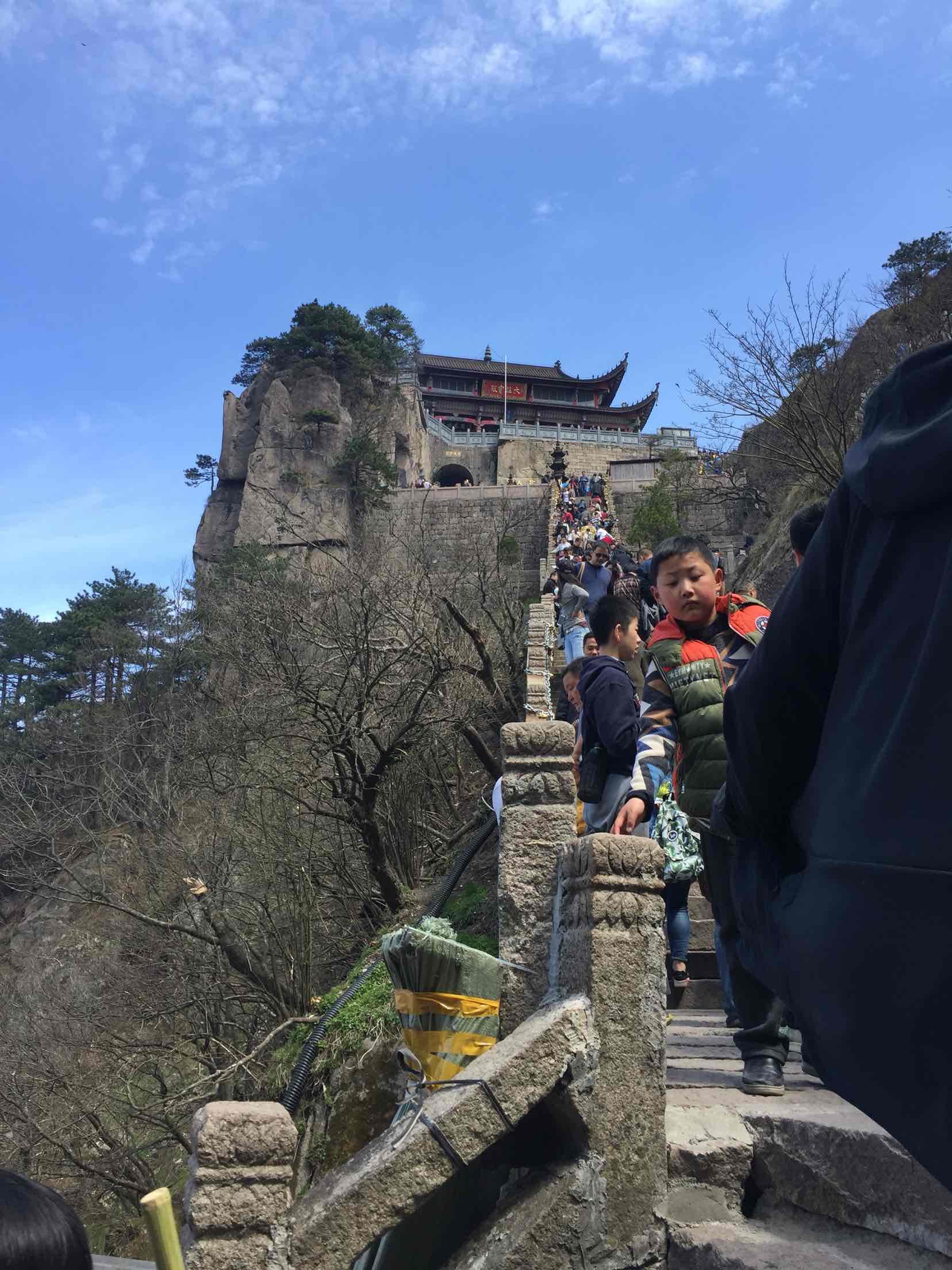 【端午节】九华山双汽3日跟团游_九华山风景区跟团游