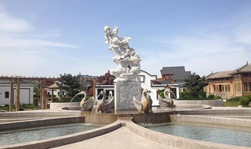 牡丹源温泉小镇
