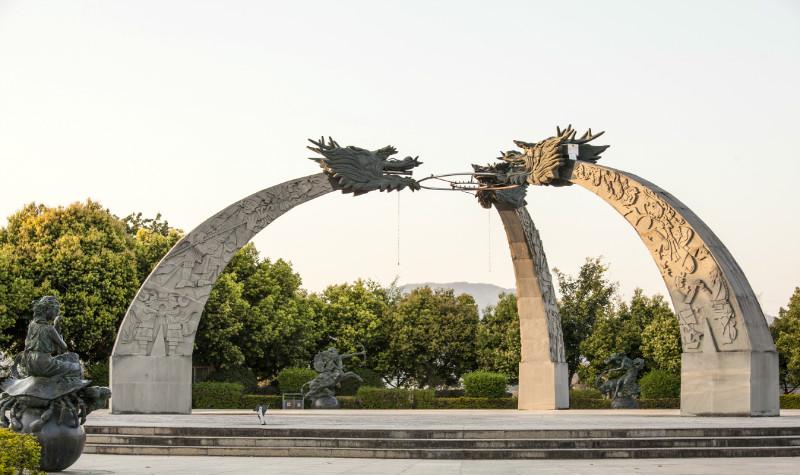 墨江北回归线标志园