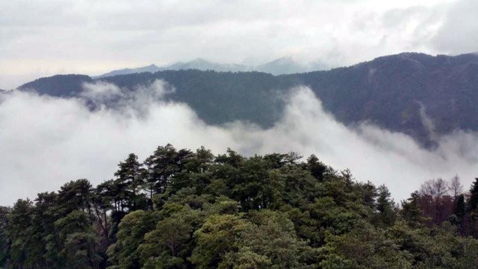 南岳衡山风景名胜区