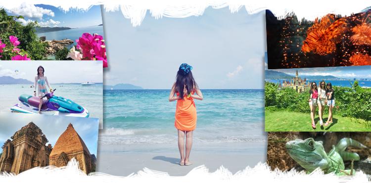 |行走|追随海的呼唤 遇见大美芽庄图片