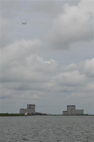 2013年9月8日,上海浦东(滴水湖,南汇嘴观海公园)