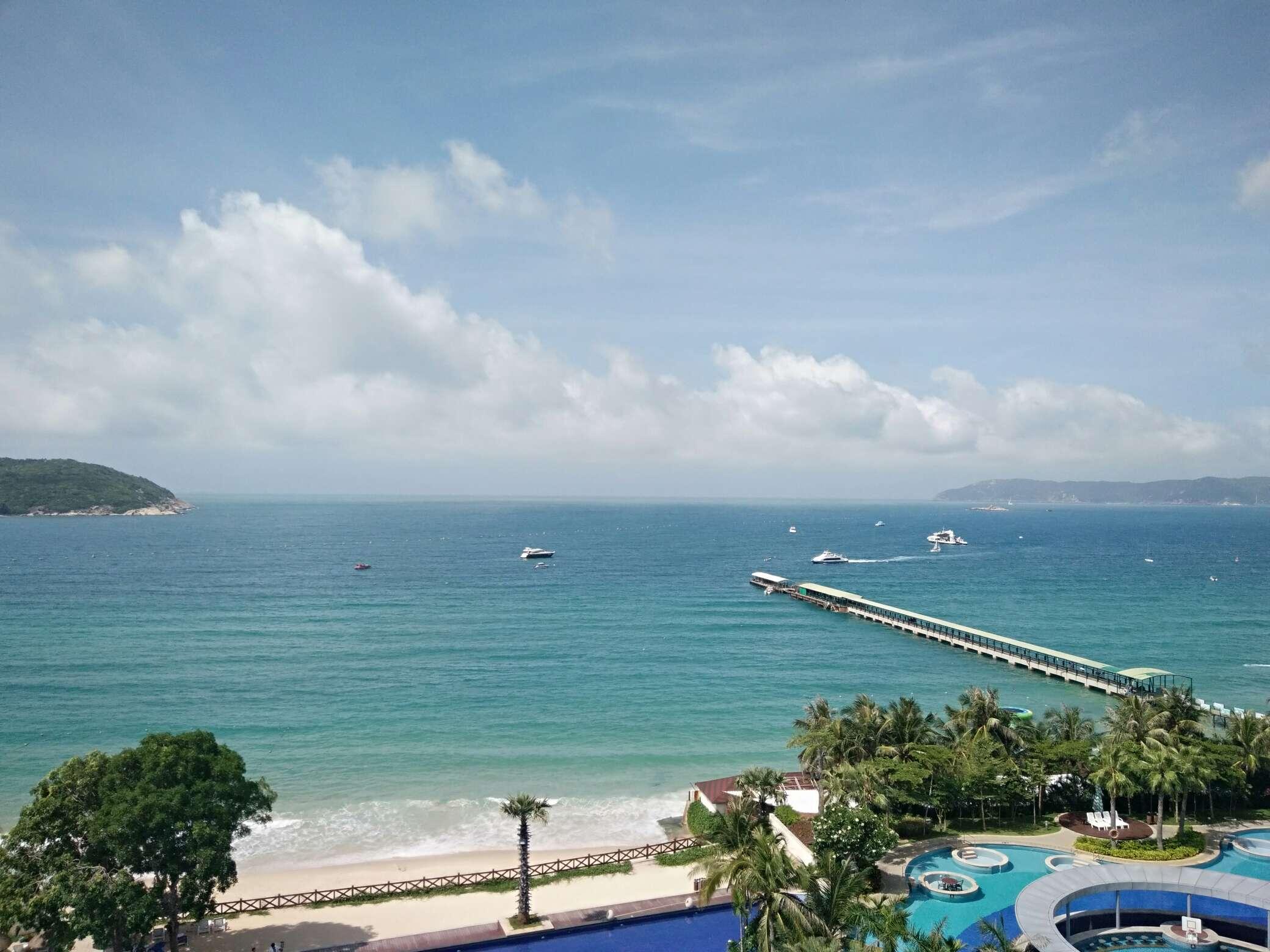 非常不错的酒店,环境好,服务好,离海边近,风景好