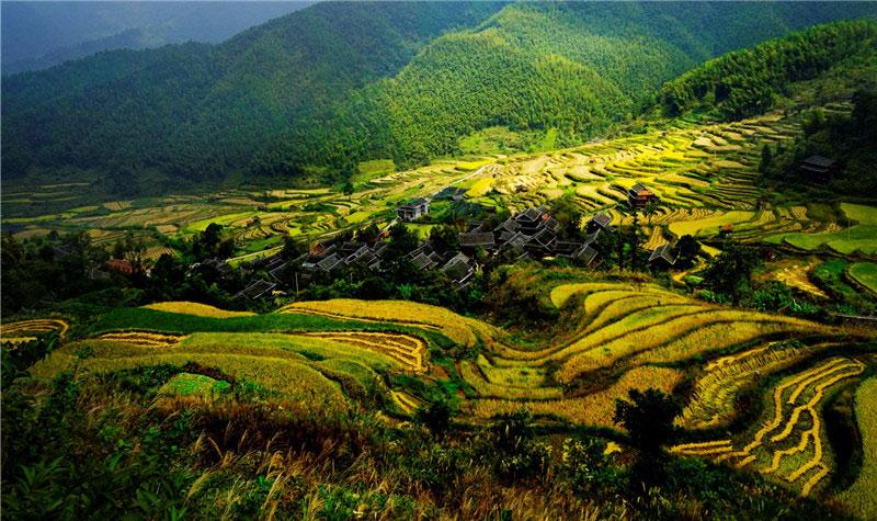上堡古国-黄桑生态景区