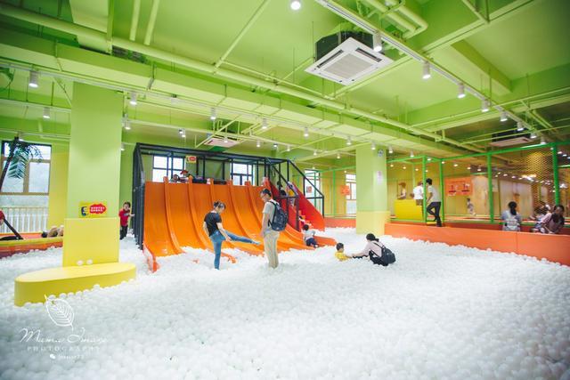 上海寶燕樂園,超大室內恒溫水上樂園,酷暑最佳選擇