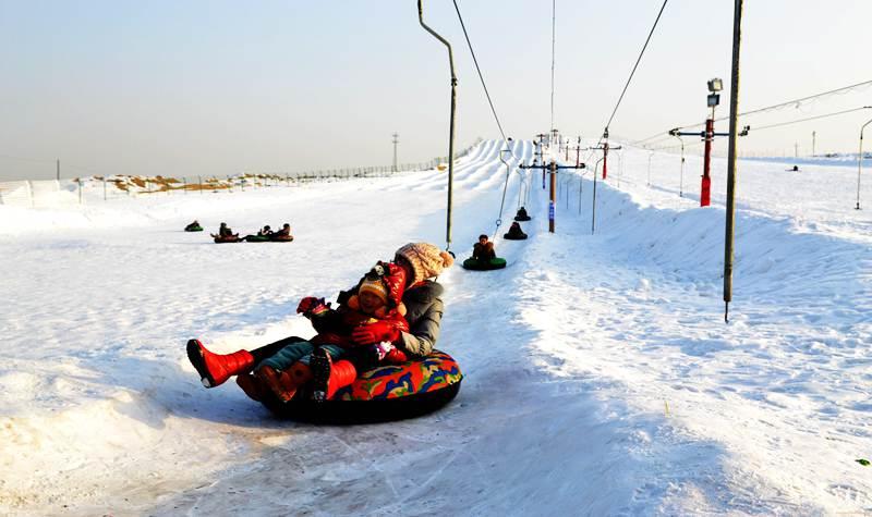 银峰滑雪场