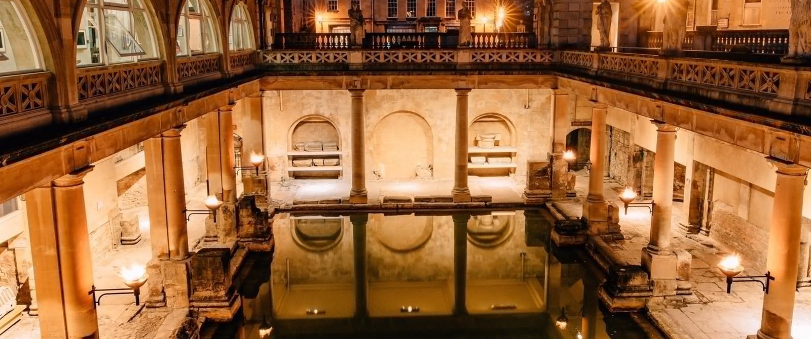 夏季限定!罗马浴场火把之夜:一场万人赶赴的火光盛宴图片
