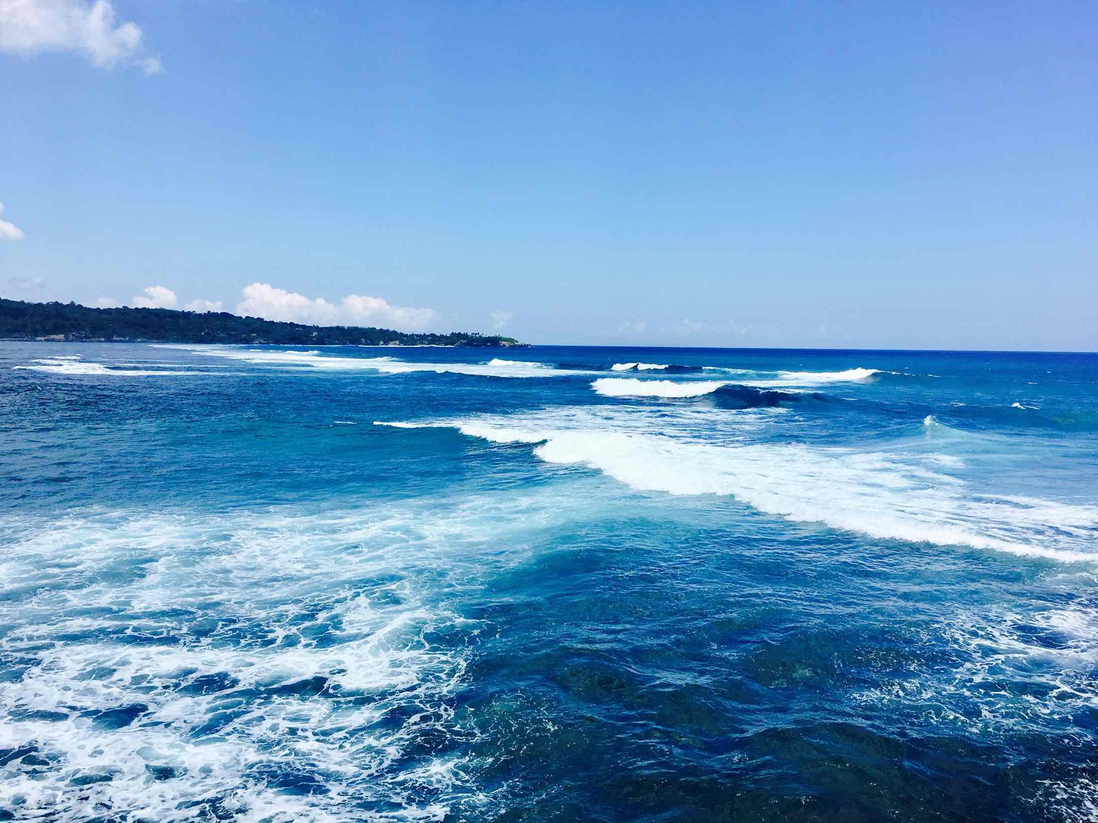 【七夕】巴厘岛蓝梦岛私人海滩俱乐部一日游( 海底漫步 无边泳池 无限