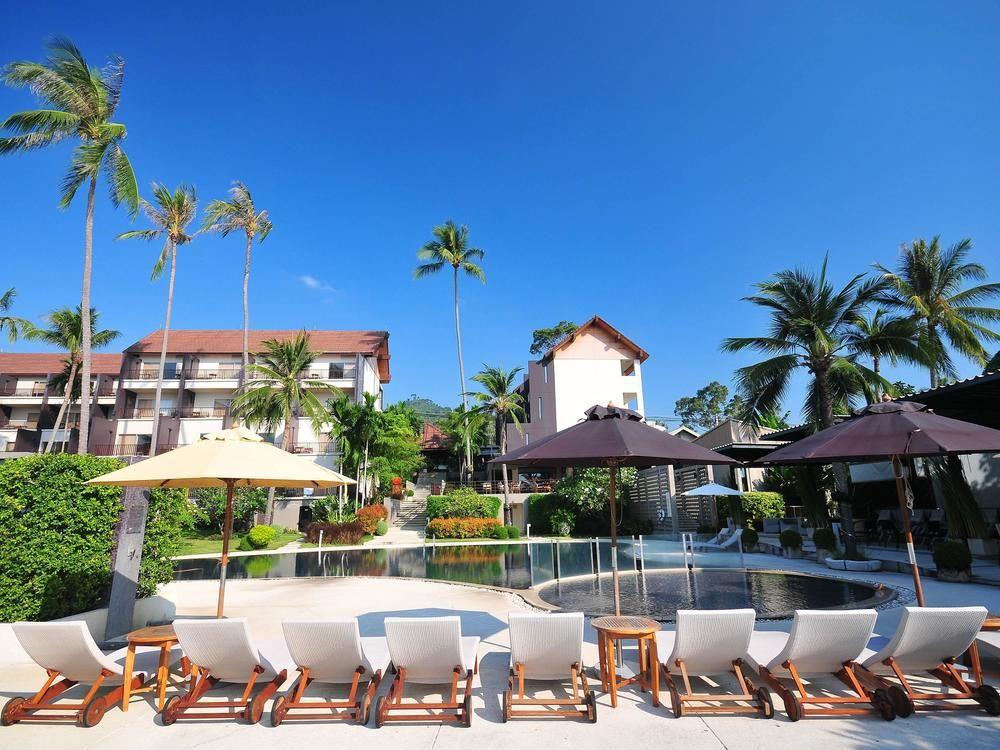 美居苏梅岛海滩度假酒店 (mercure koh samui beach resort)