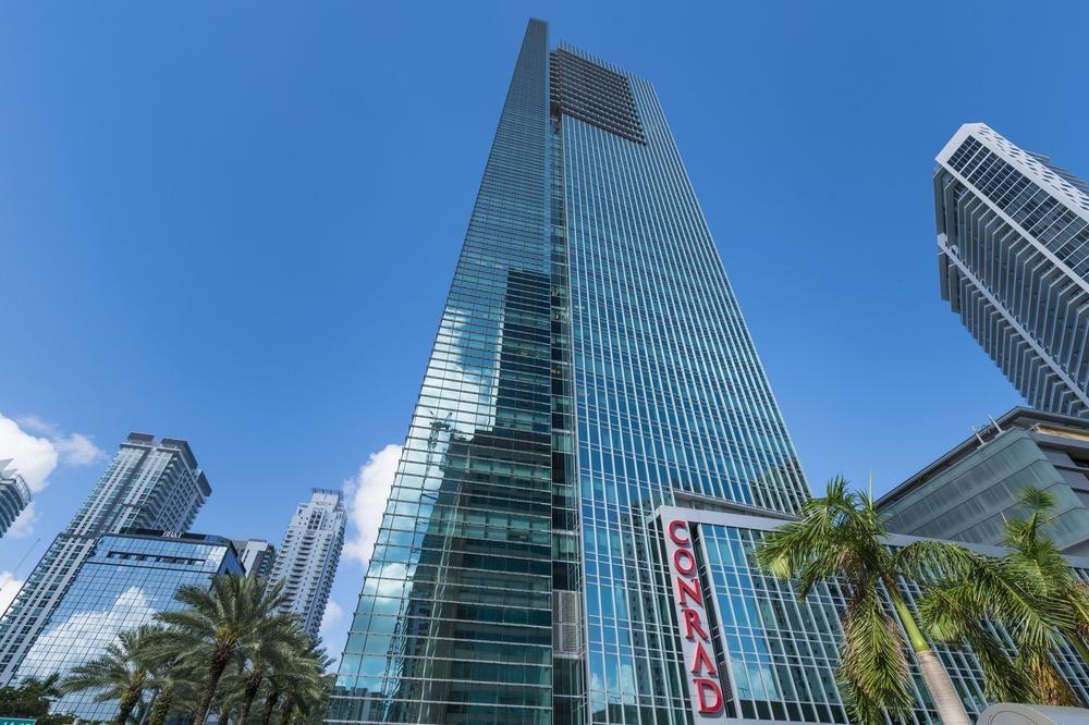 迈阿密康莱德酒店 (conrad miami)