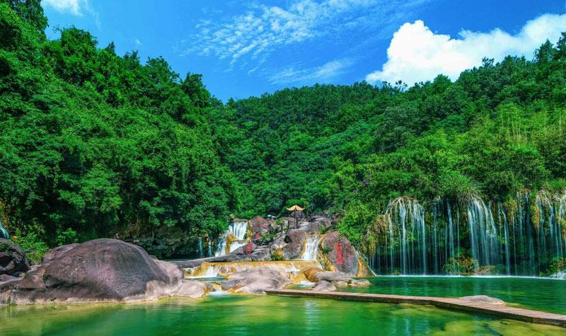 全程旅游网首页 湖北 荆门旅游 景点 美人谷  分享到: 所属地区: 景点