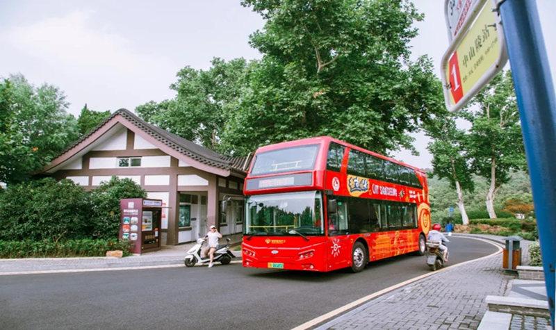 南京观光巴士