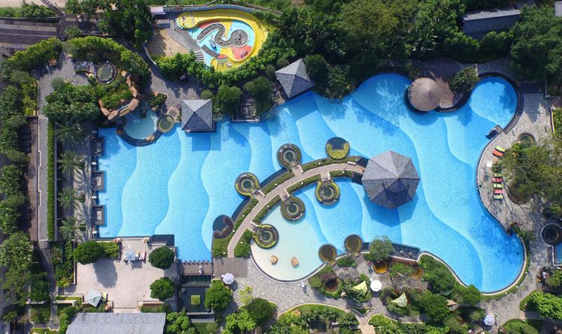 中山温泉旅游度假区
