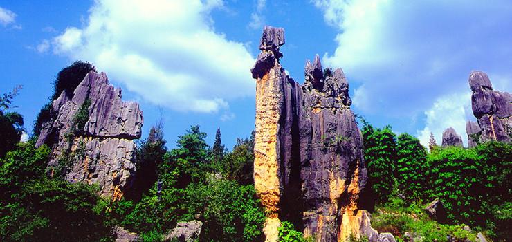 石林风景名胜区
