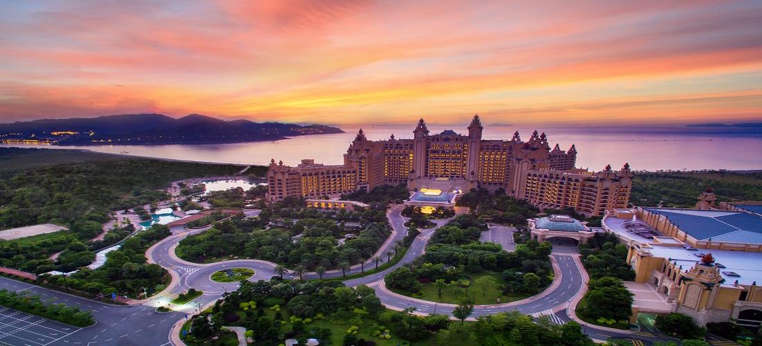 深圳旅游 海口到深圳  深圳珠海双飞5日游   酒店名称: 珠海长隆横琴