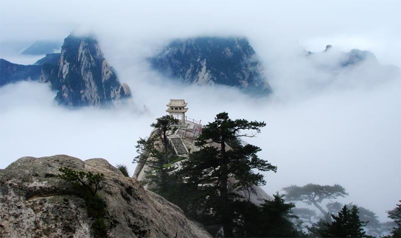 华山风景名胜区