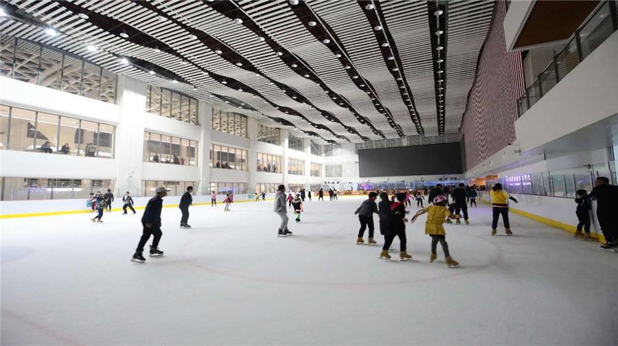 陈露国际冰上中心