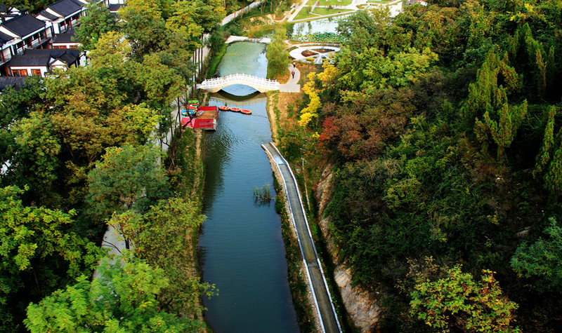 如月湖湿地公园