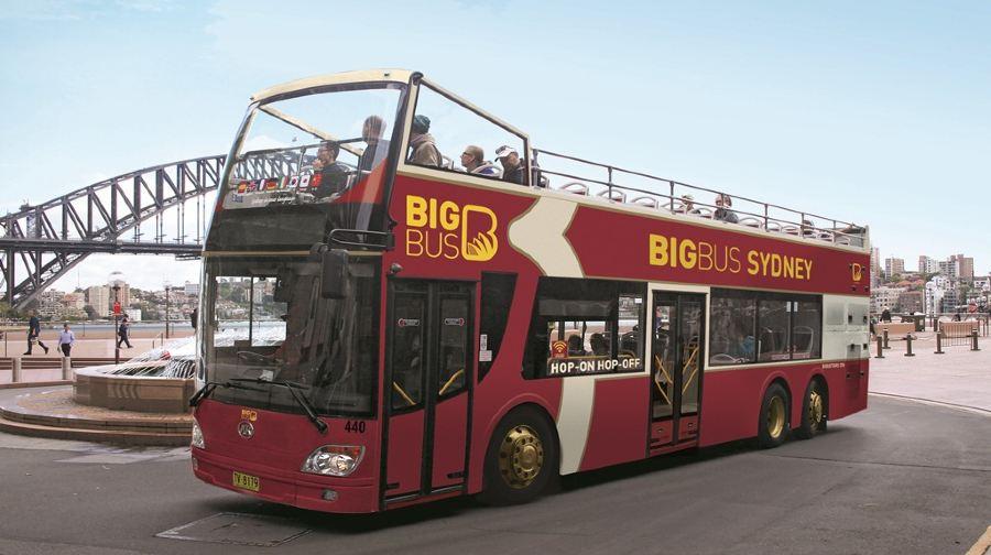 【品牌直簽】Big Bus Sydney 悉尼隨上隨下觀光巴士24/48小時可選