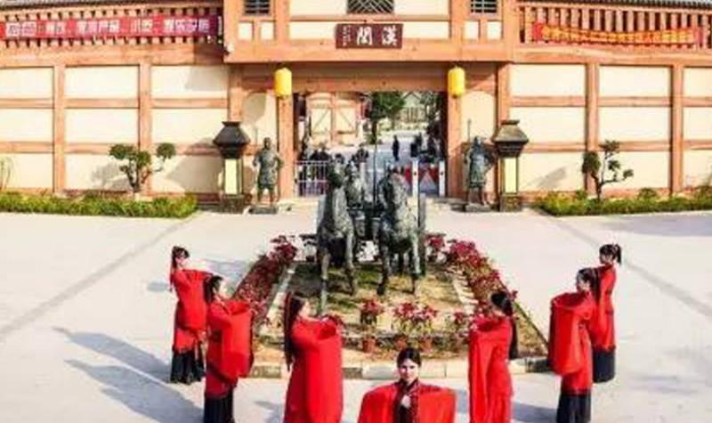 合浦汉闾文化园
