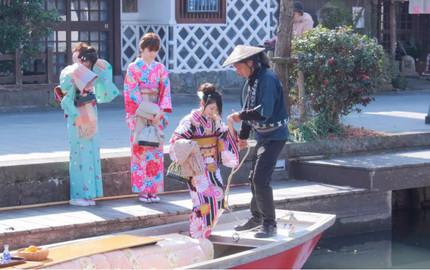 【萬吉屋】福岡太宰府和服體驗 男性/女性/小童均可體驗